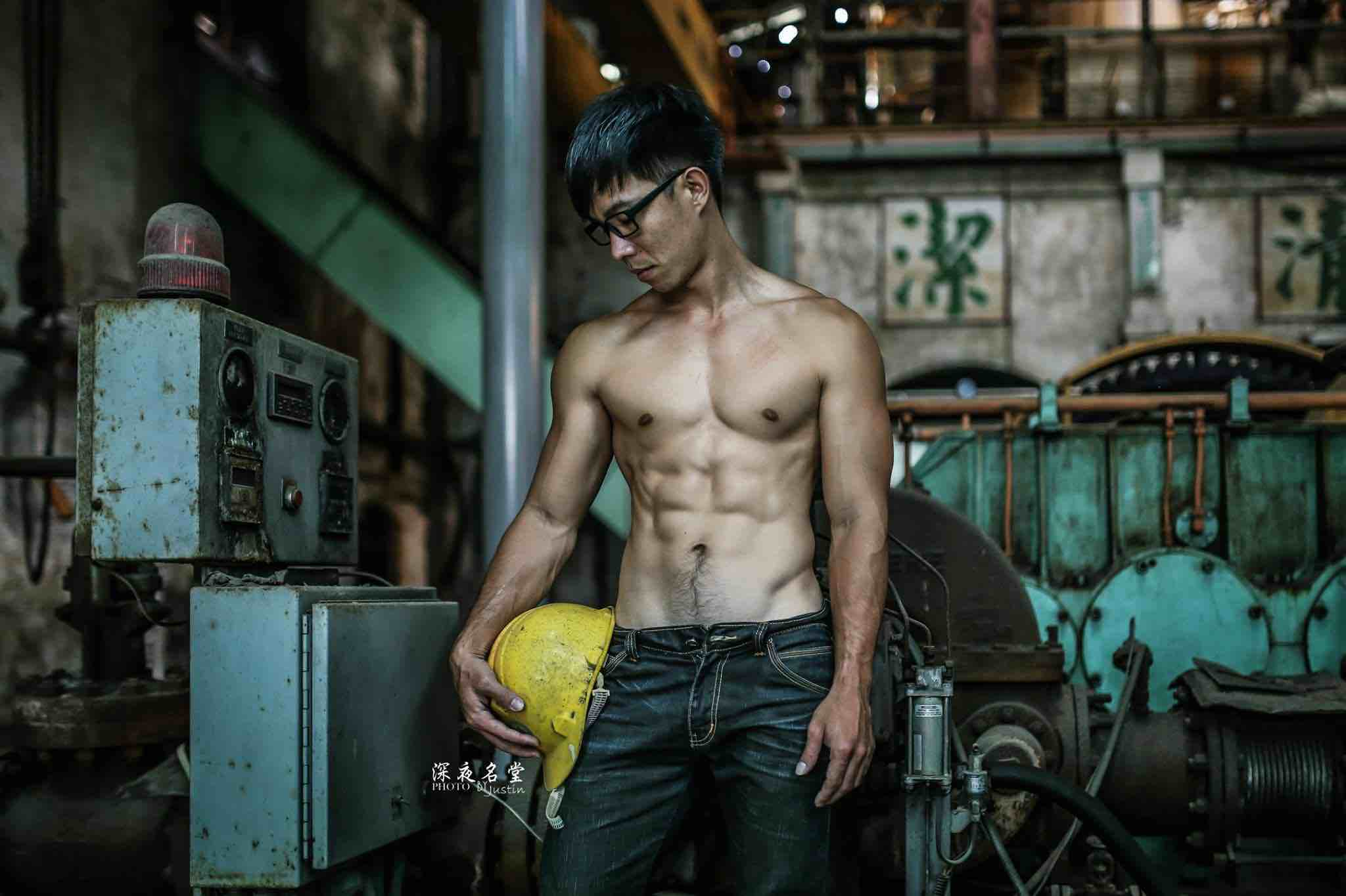 Justin Hsieh Photography Construction Worker - AspirantSG