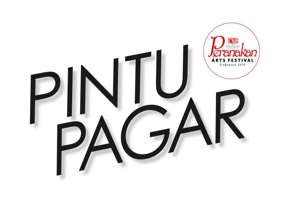Pintu Pagar Peranakan Arts Festival - AspirantSG