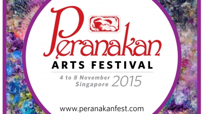 First Ever Peranakan Arts Festival 2015 Launched In Singapore