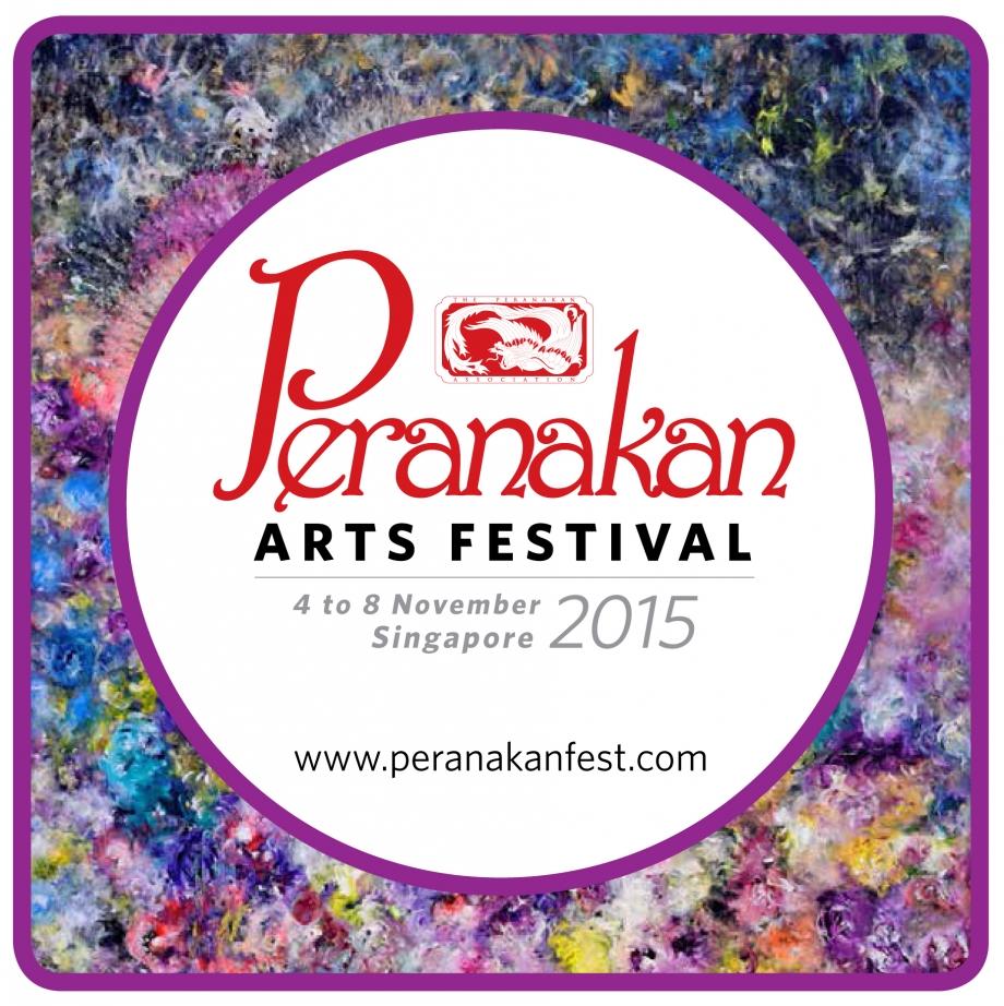 Pernakan Arts Festival Decal - AspirantSG