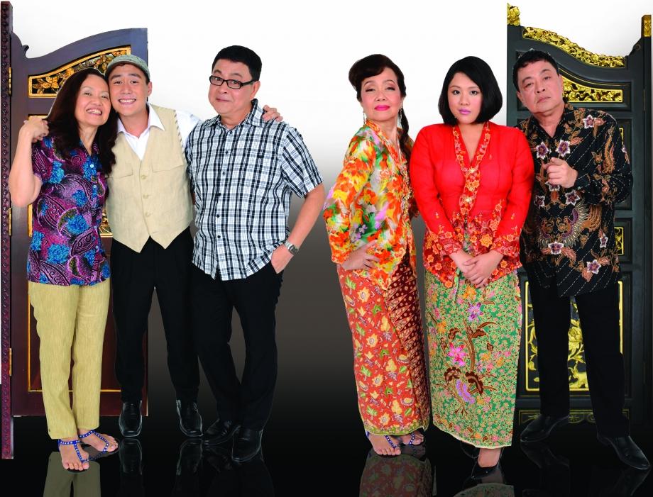 Pintu Pagar Peranakan Arts Festival 2015 - AspirantSG