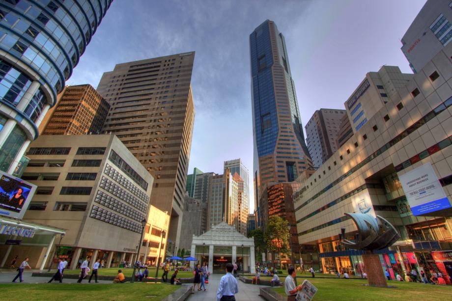 Raffles Place Singapore - AspirantSG