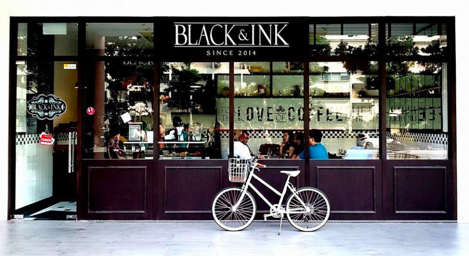 Black & Ink Cafe Singapore - AspirantSG