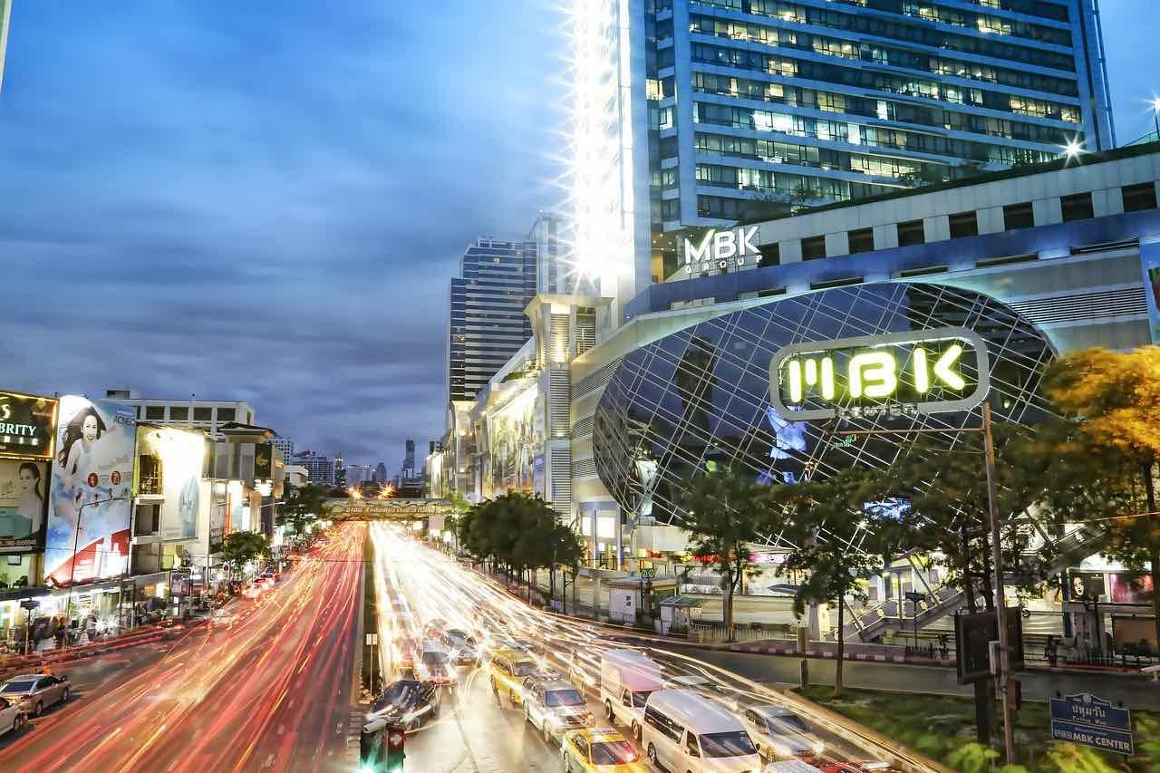 Bangkok Shopping (Pixabay Free Image) - AspirantSG