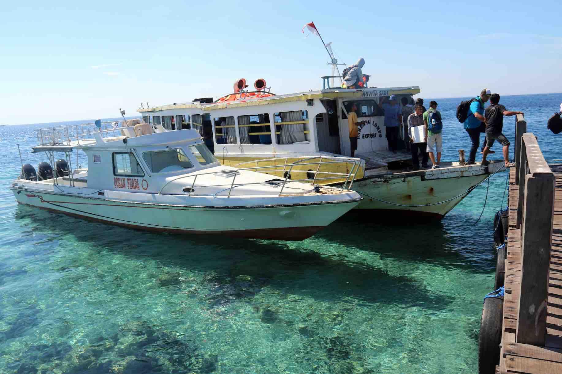 Boats To Kodingareng Keke Island - AspirantSG