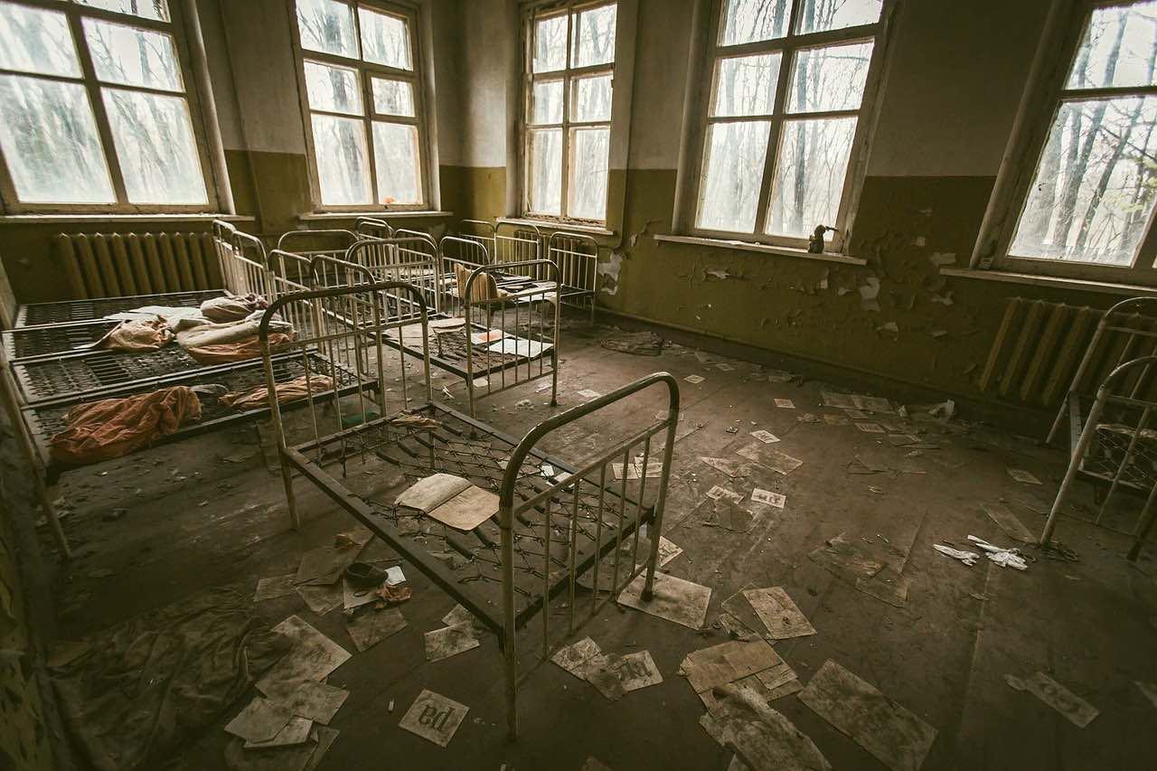 Chornobyl Mess Ukraine (Pixabay Free Image) - AspirantSG