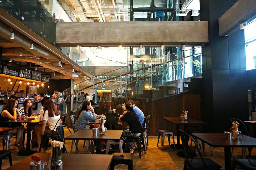 Froth Café Singapore - AspirantSG