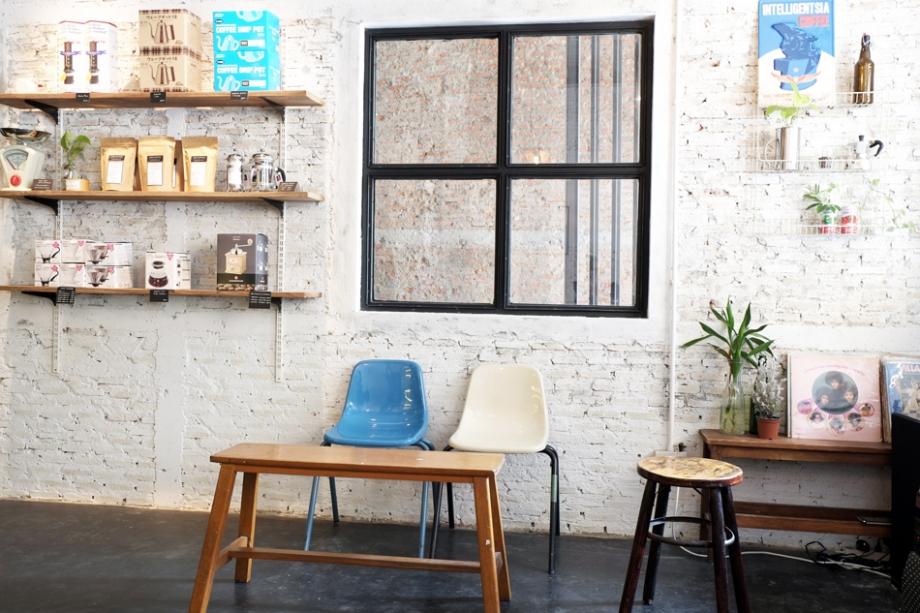 Ink & Lion Cafe Bangkok - AspirantSG