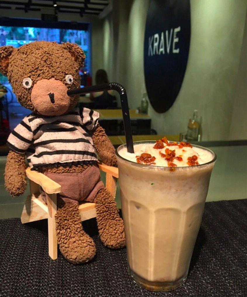 Krave Cafe Singapore - AspirantSG