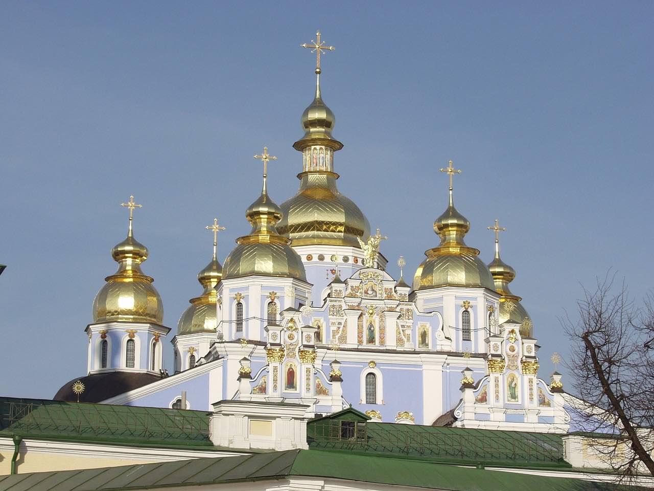Kyiv-Pechersk Lavra Church Ukraine (Pixabay Free Image) - AspirantSG