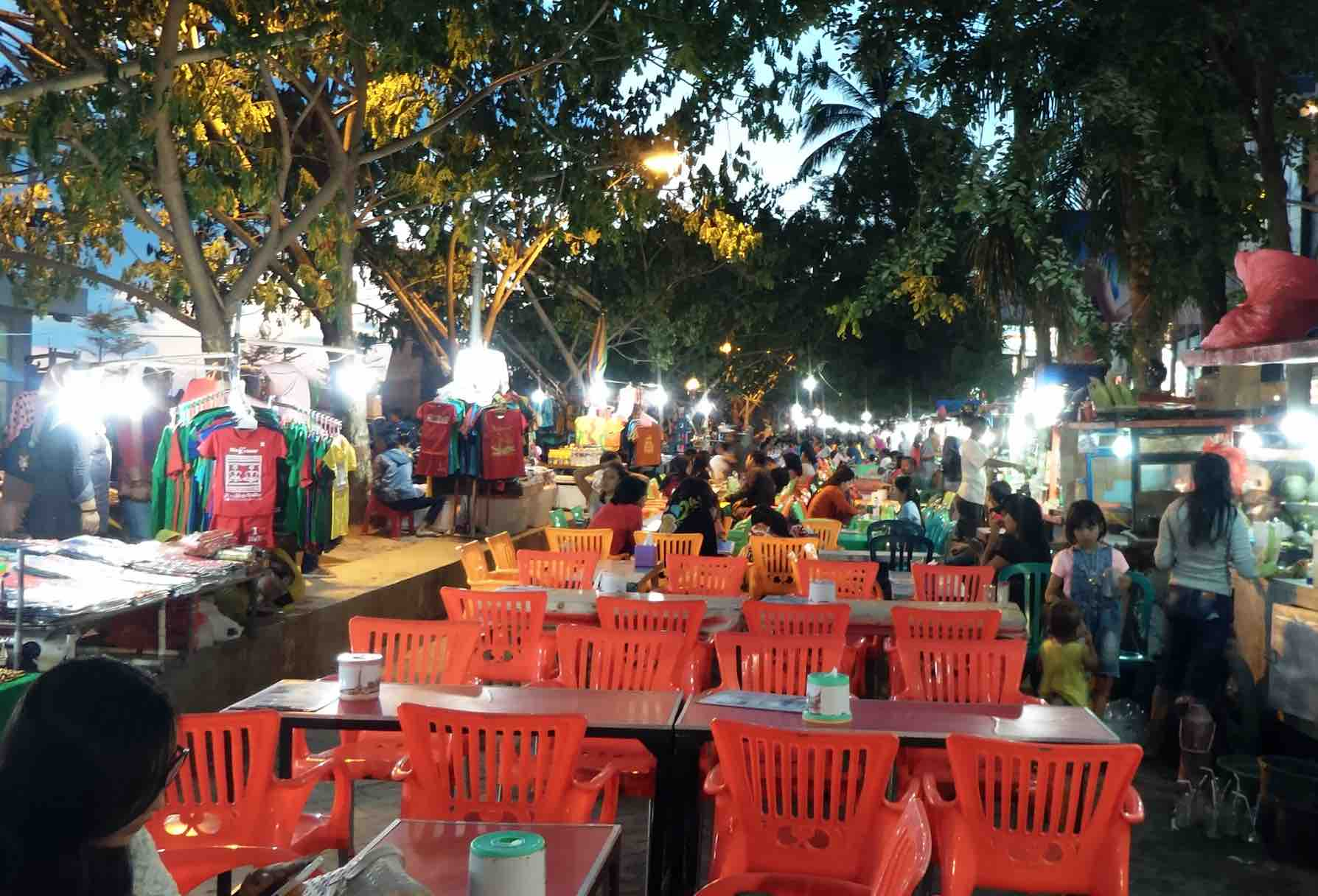 Night Market - AspirantSG