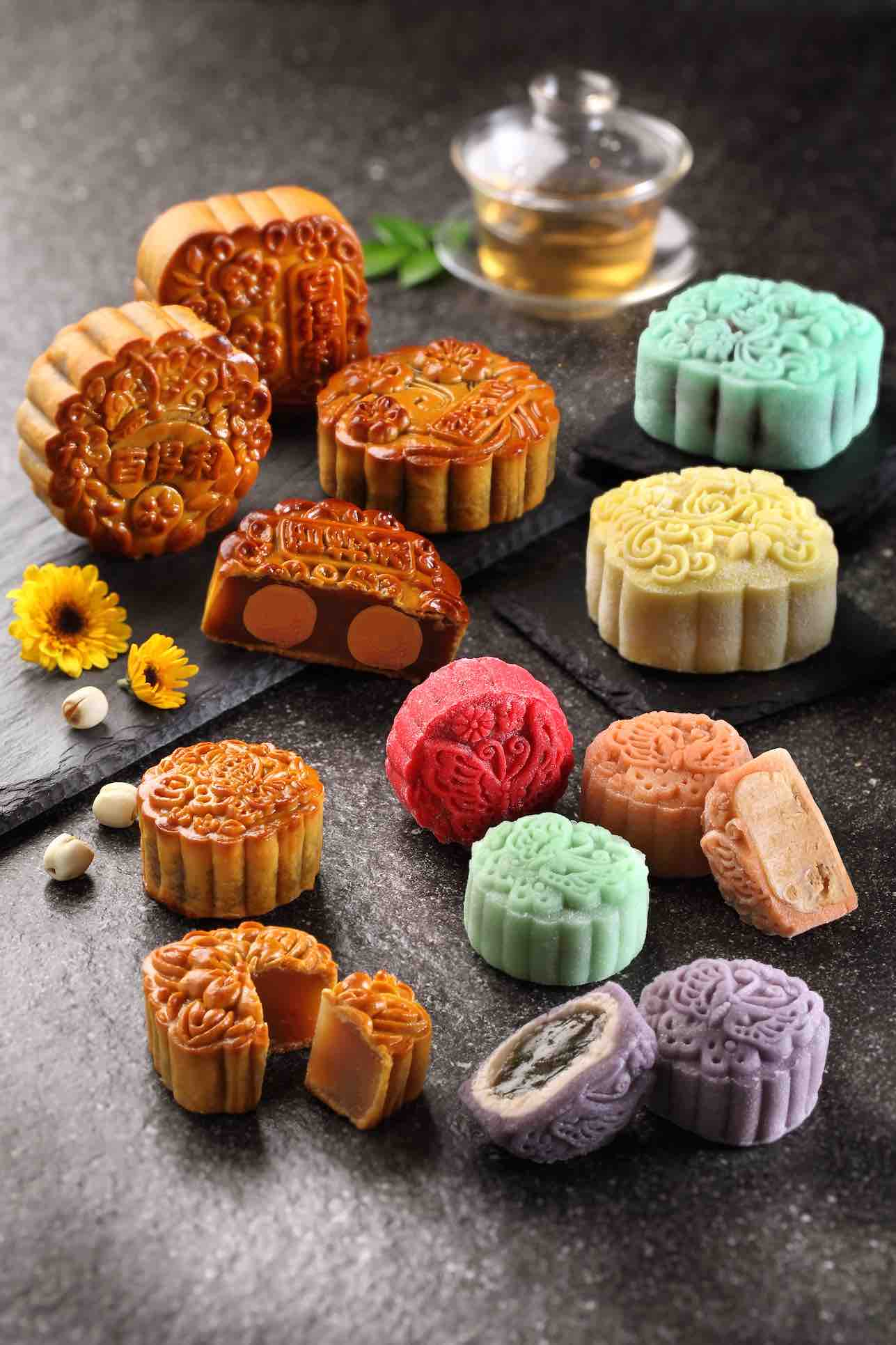 PrimaDeli Mid-Autumn Group Mooncakes - AspirantSG