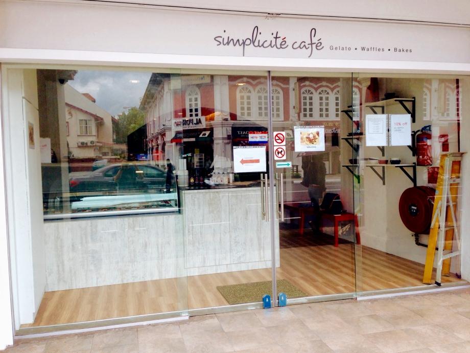 Simplicite Café Singapore - AspirantSG