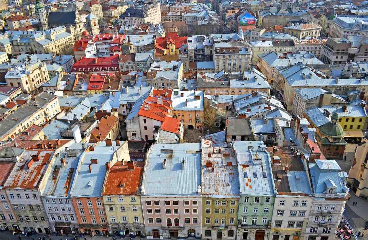 lviv Town Ukraine (Pixabay Free Image) - AspirantSG