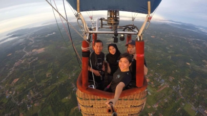 #LifeOnAirMY – Hot Air Balloon Expedition Across 9 States In Malaysia
