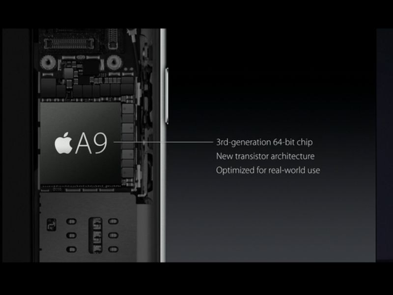 A9 Processor iPhone 6s - AspirantSG