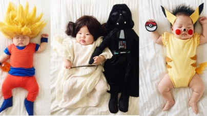25 Cute Ways To Dress Up Your Baby For Adorable Photos!
