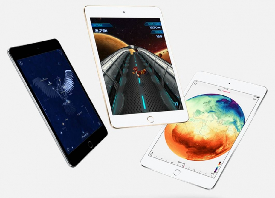 Apple iPad Mini 4 - AspirantSG
