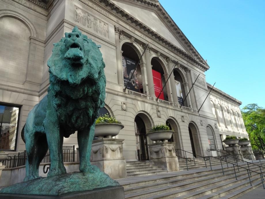 Art Institute of Chicago - AspirantSG