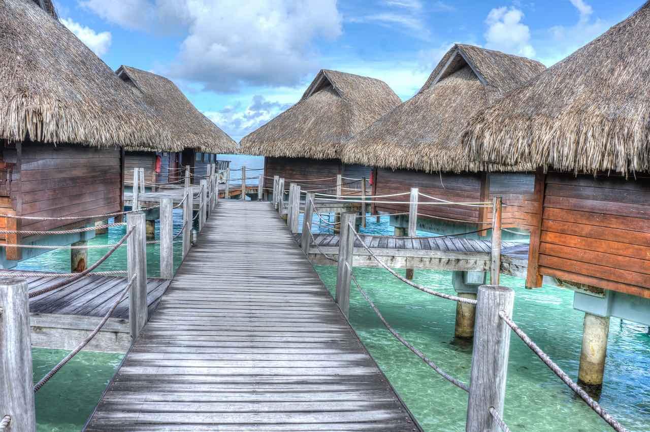 Bora Bora (Pixabay Free Image) - AspirantSG