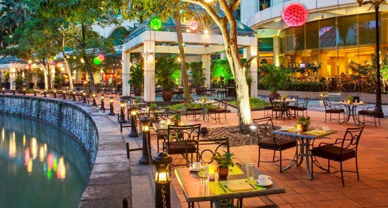 Café Brio's Grand Copthorne Waterfront Singapore - AspirantSG