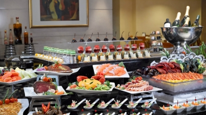 Top Hotel Buffets – Best Buffets In City Hall Singapore