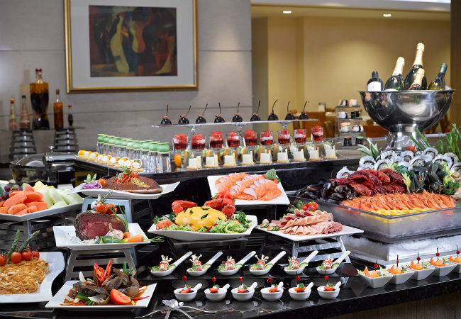 Cafe Mosaic Buffet Price