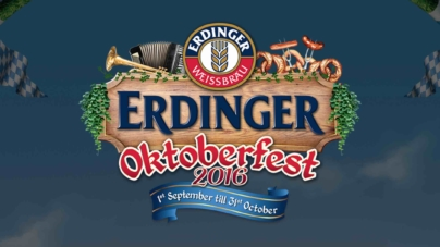 Erdinger Invites You To BARcycle At Oktoberfest Party 2016