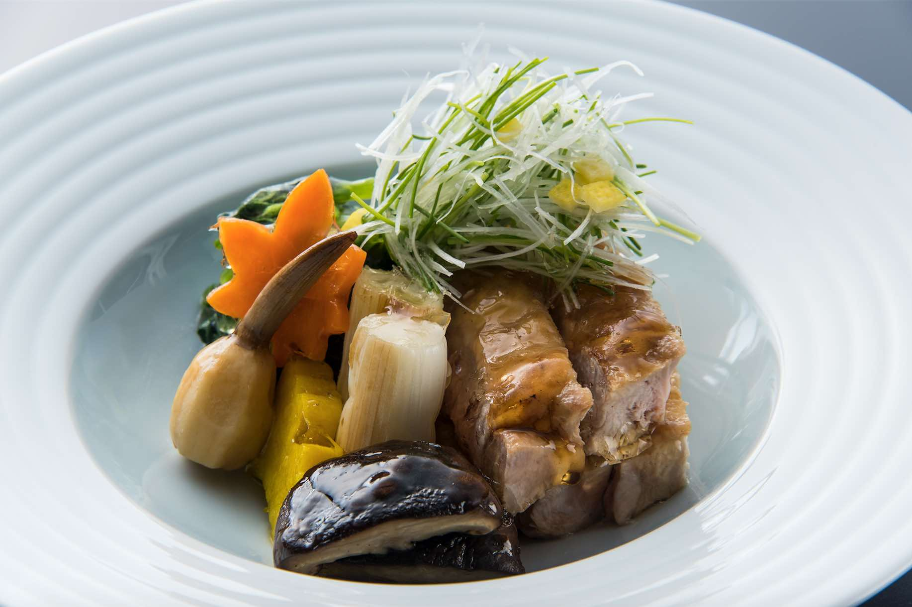 fried-tilefish-with-sauteed-abalone-shimane-prefecture-japan-aspirantsg