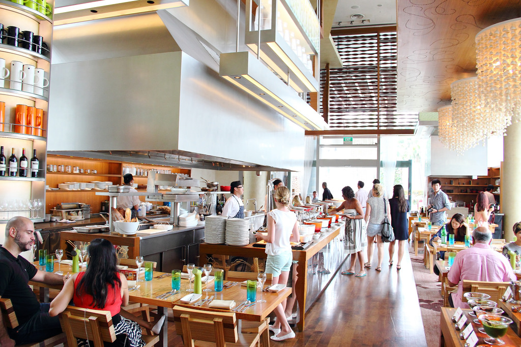 top hotel buffets best buffets in sentosa singapore