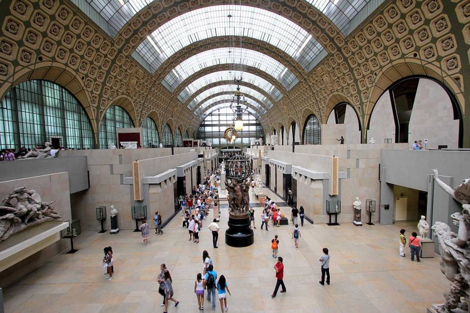 Musée dOrsay Paris - AspirantSG