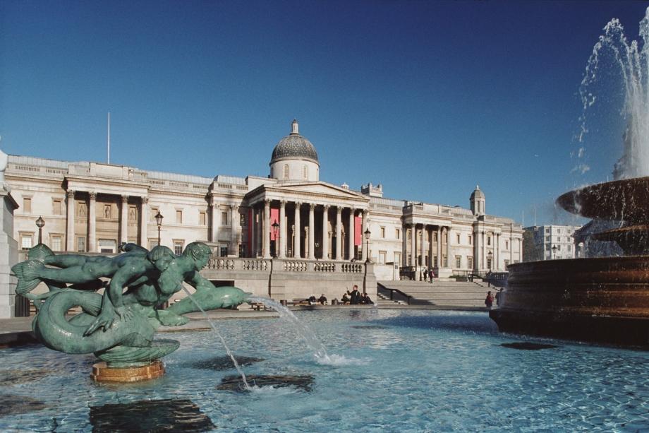 National Gallery London - AspirantSG