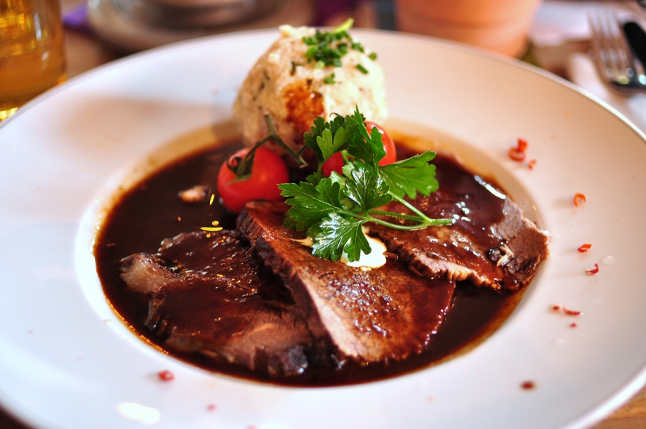 Sauerbraten European Dish - AspirantSG