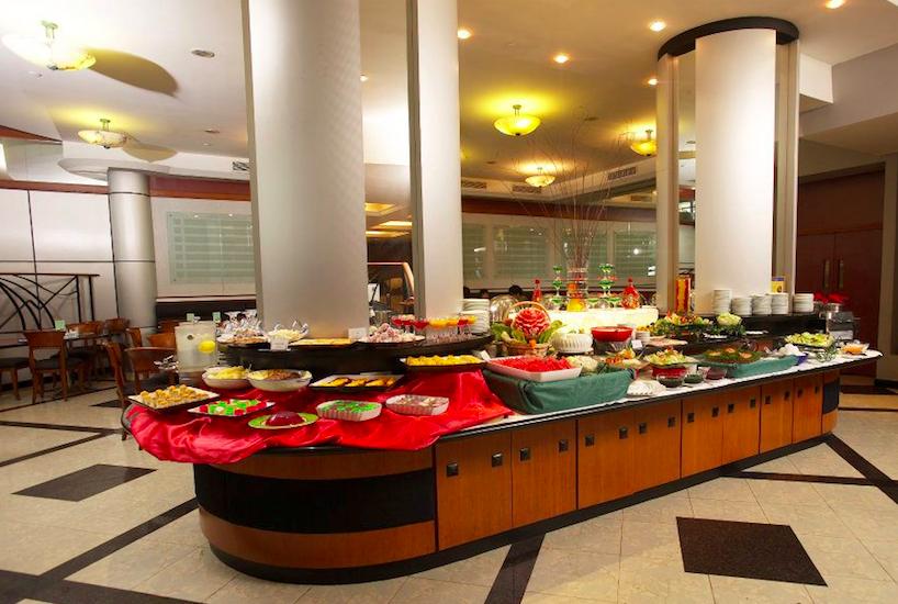 Bayview Café, Bayview Hotel Singapore - AspirantSG