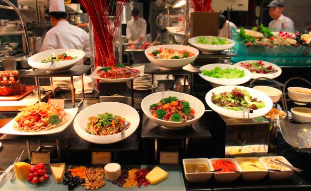 Cafe 2000 Buffet Singapore - AspirantSG