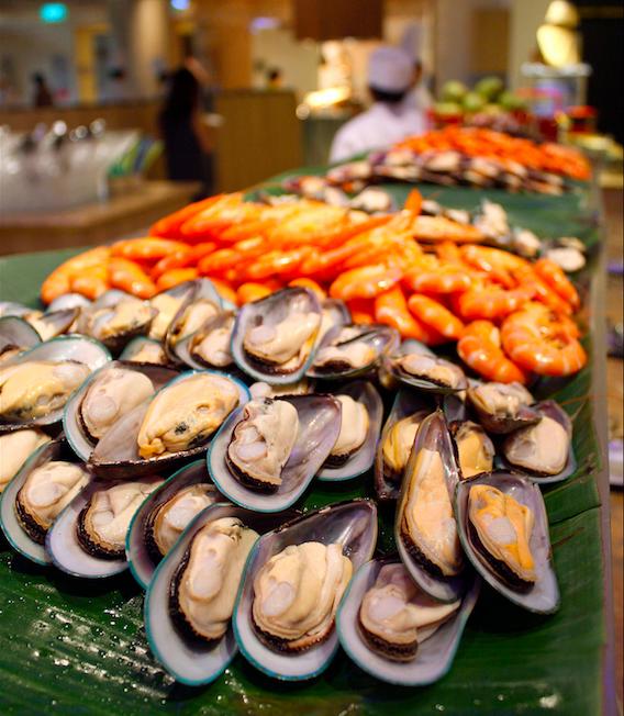 Silver Shell Café Shangri La Rasa Sentosa Resort - AspirantSG