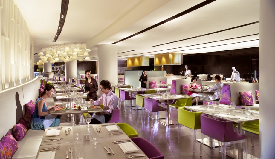 Starz Restaurant Hard Rock Hotel Singapore - AspirantSG