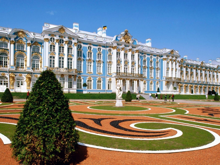 State Hermitage Museum and Winter Palace - AspirantSG