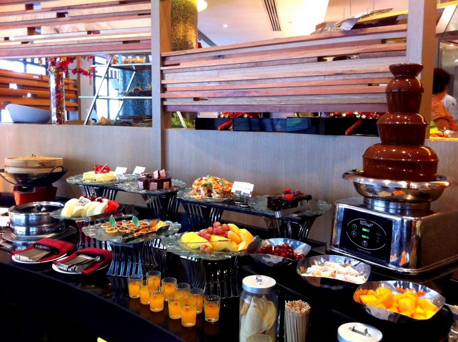 Straits Café Rendezvous Hotel Singapore - AspirantSG