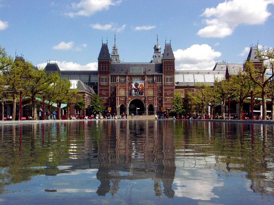 The Rijksmuseum (National Museum) - AspirantSG