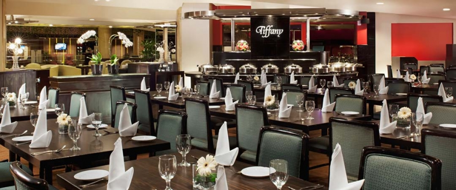 Tiffany Café Buffet Singapore - AspirantSG