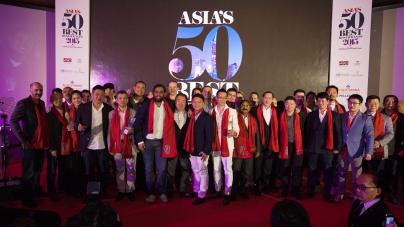 Bangkok To Host Asia's 50 Best Restaurants in February 2016