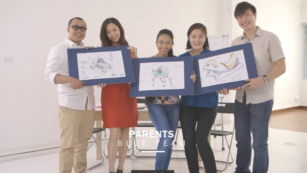 AXA Parents Know Best Singapore - AspirantSG