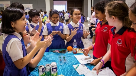 Be The Change Exposition Recognises Children Shaping Singapore
