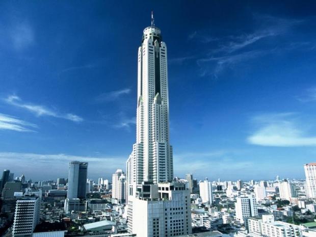 Baiyoke Sky Hotel, Bangkok, Thailand - AspirantSG