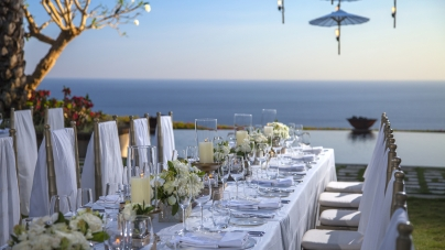 A Bali Wedding To Remember With Villa Tirtha Bridal Package