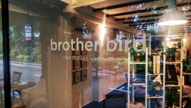 Brother Bird Cafe Singapore - AspirantSG