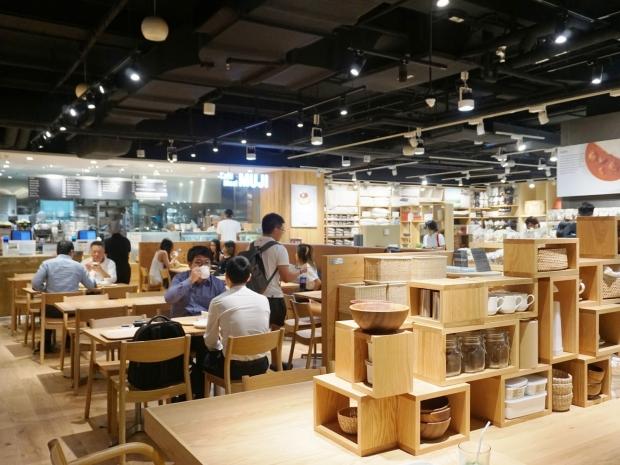 Cafe & Meal MUJI Singapore - AspirantSG