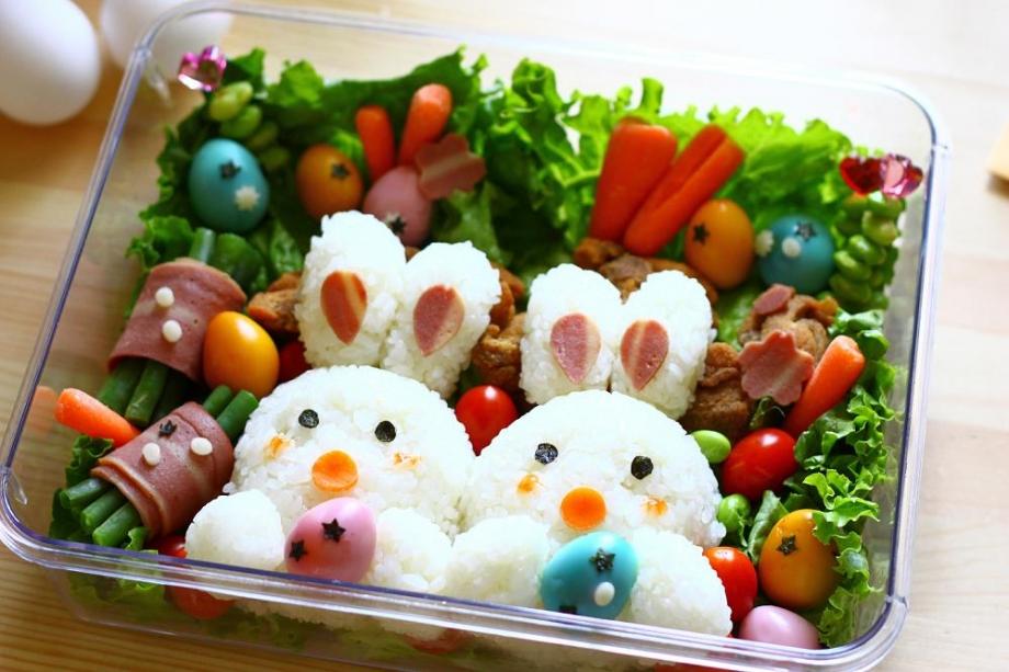 Rabbit Bento - AspirantSG