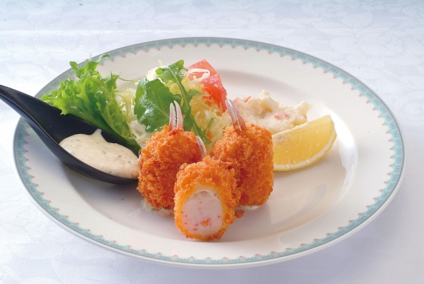 Red snow crab Craw meat - Sanrei Food Corporation, Tottori